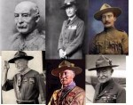 image collage Baden Powell